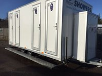Wessington 4 Bay Shower Trailer