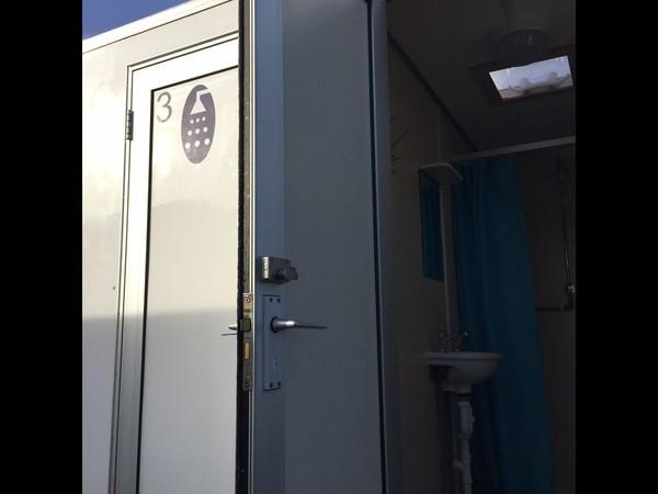 Wessington 4 Bay Pre Owned Shower Trailer