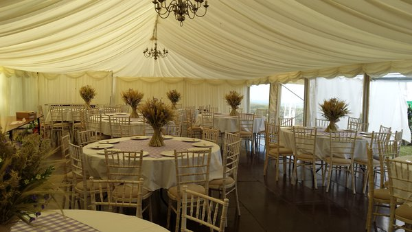 9m Wedding marquee for sale