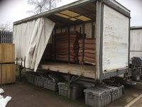 Curtainside bodies for sale