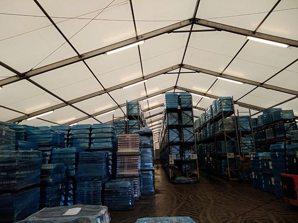 Used storage warehouse Marquee