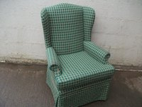 Winged back chairs for sale
