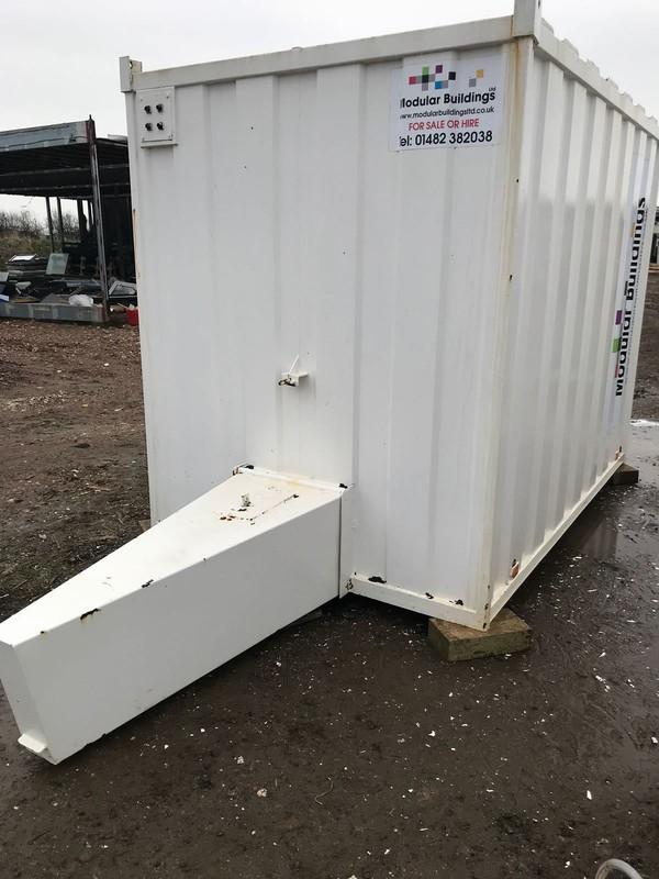 Groundhog Towable Secure Storage Unit  for sale