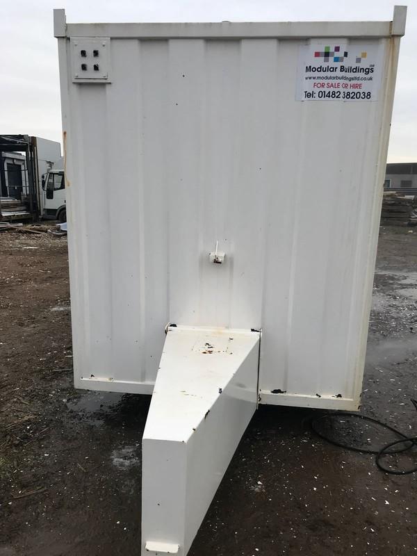 Selling Groundhog Towable Secure Storage Unit