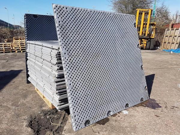 Terrcover flooring panels