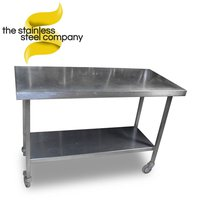 1.3m Stainless Steel Table (SS351) – Cheshire