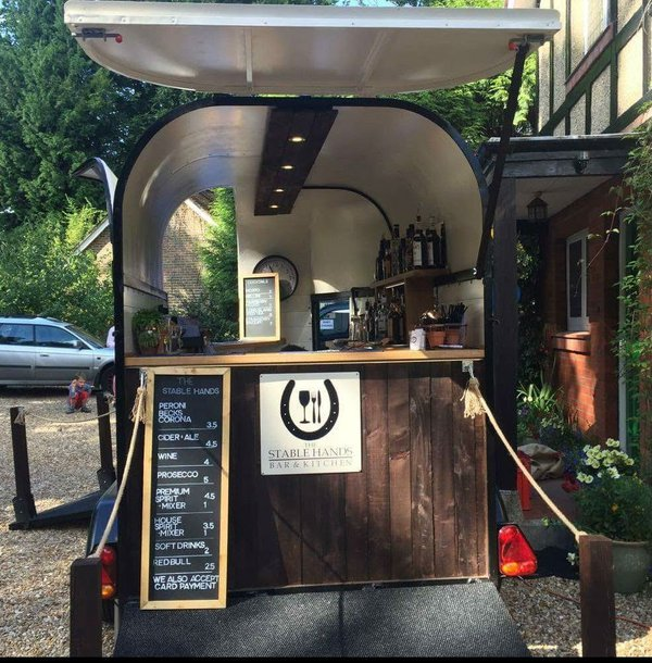horse box bar for sale