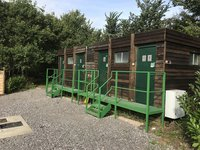 Campsite toilet block for sale