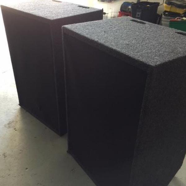 Used loud speakers for sale