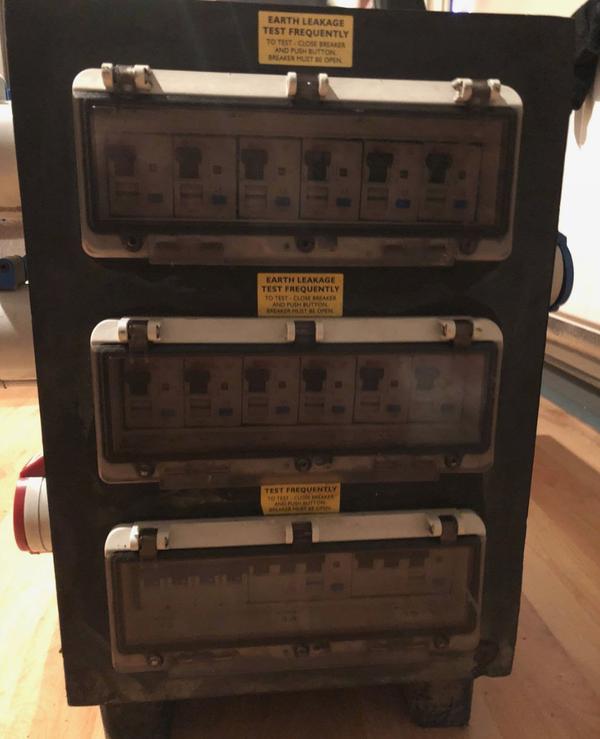 Power distribution unit for sale