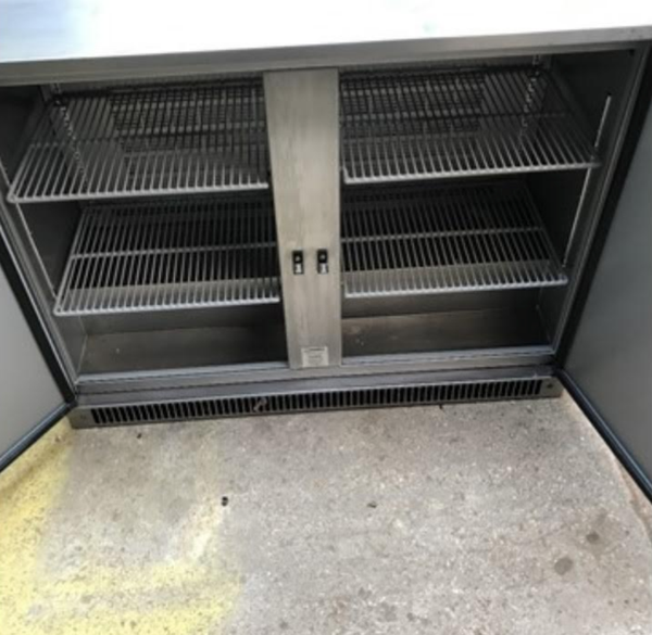 Commercial bottle fridge for sale