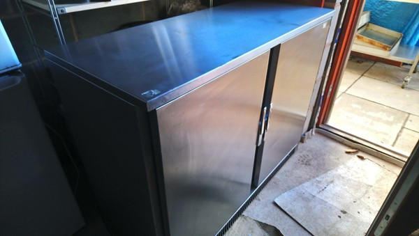 Used bottle fridge for sale