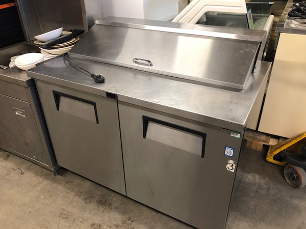 True prep fridge for sale