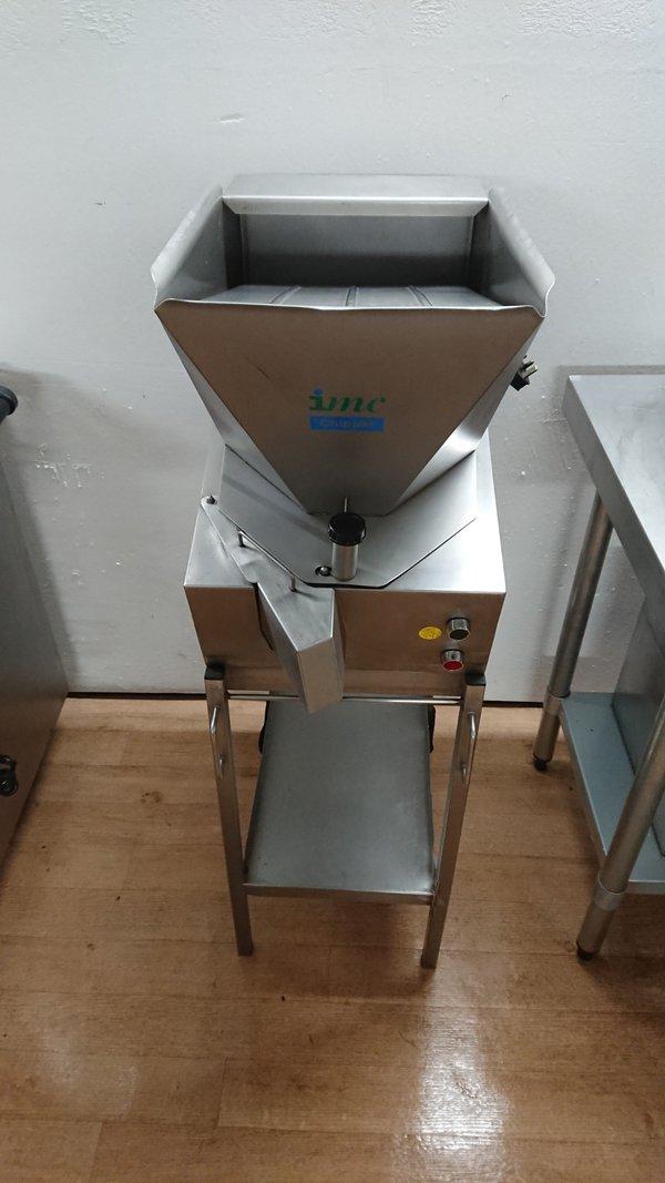 IMC PC1 Stainless Steel Freestanding Potato Chipper