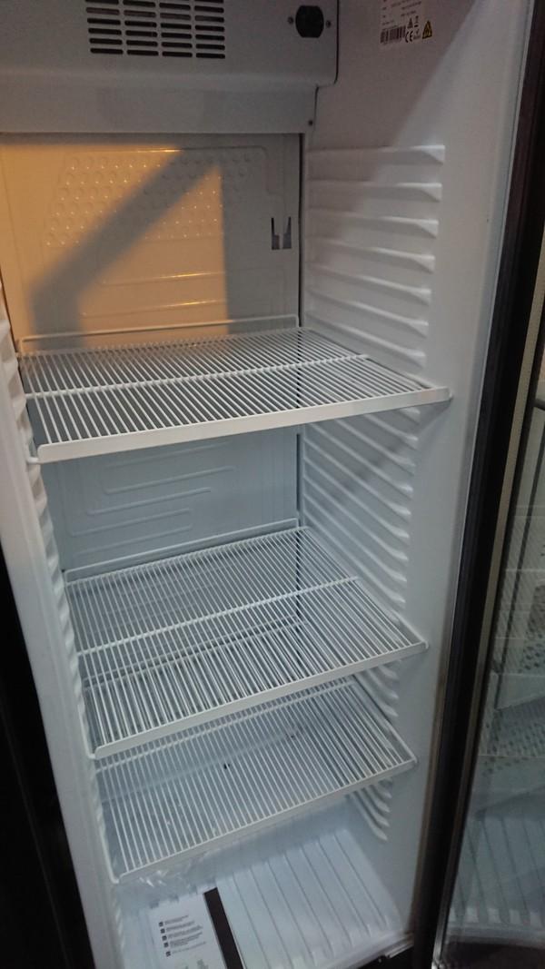 Glass door fridge for sale