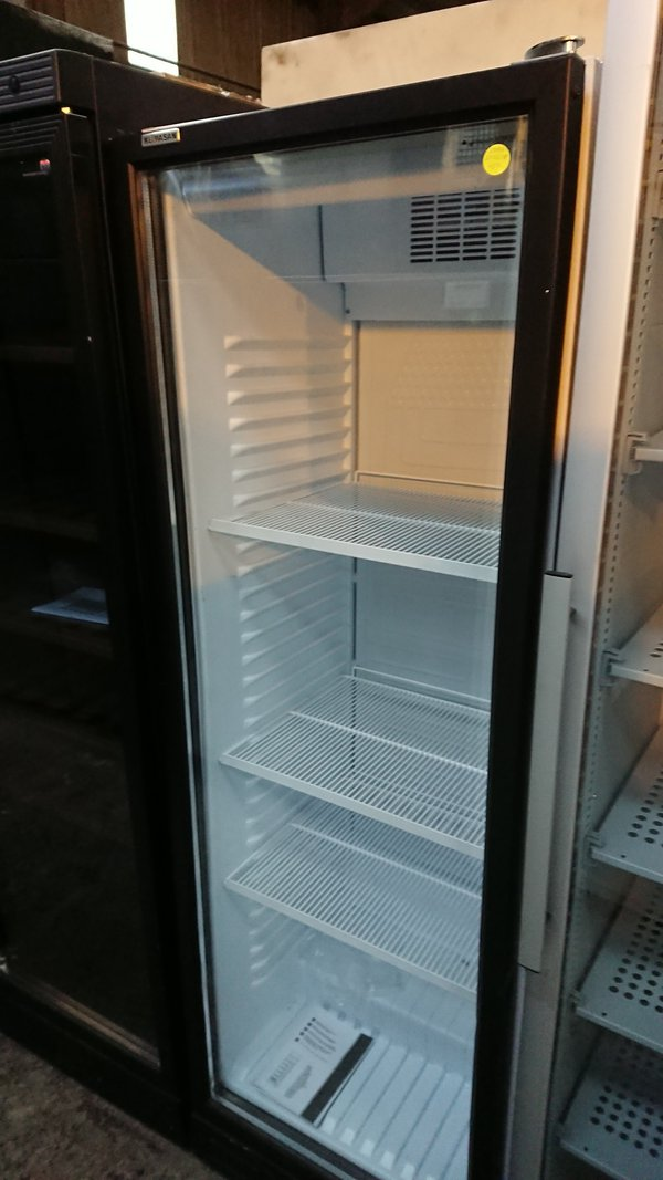 Tall display fridge for sale