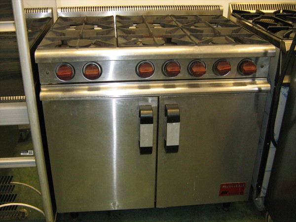 LPG gas range cooker for sale