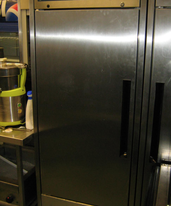 Upright fridge for sale