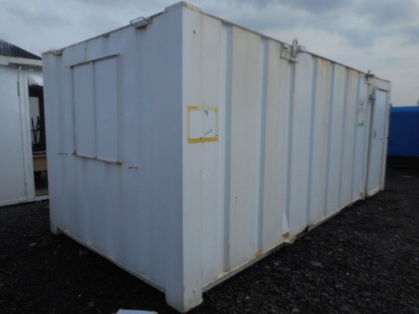 Secondhand shipping container for sale