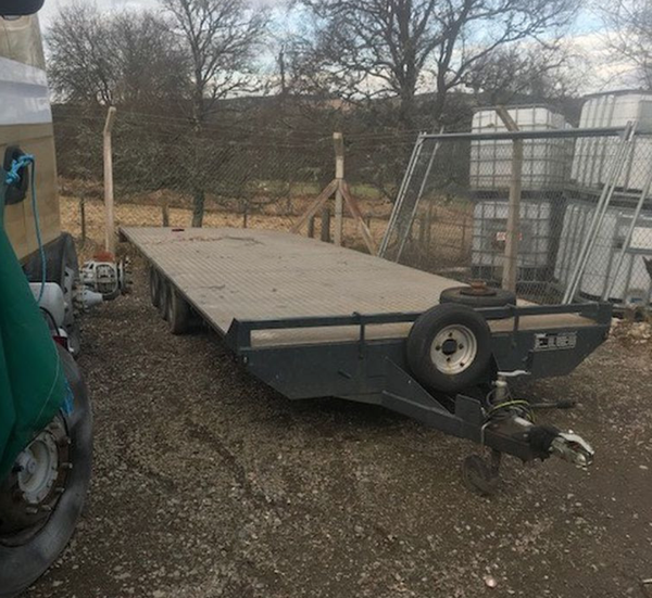 Secondhand Rapide trailers for sale
