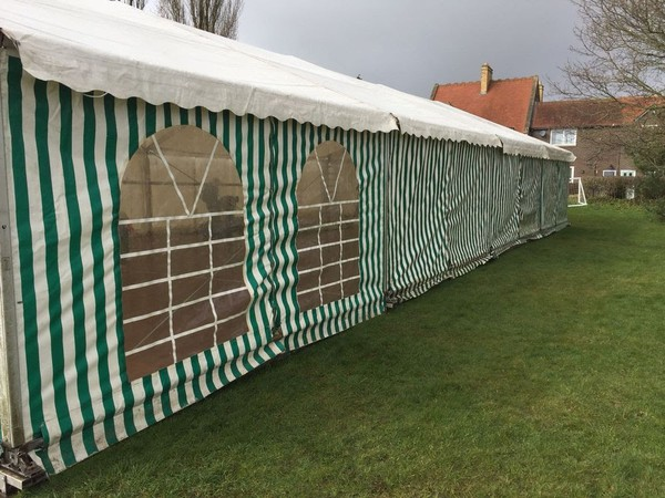 Standard form marquee for sale