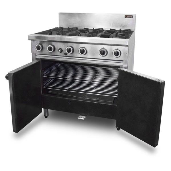 6 Burner Oven for sale