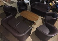 Set of Tub Chairs and Sofas