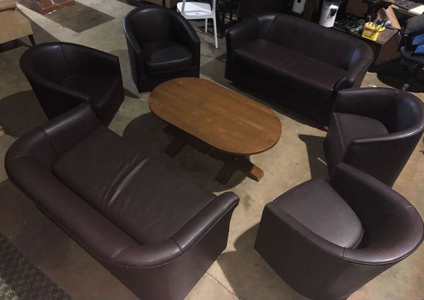 Secondhand Chairs And Tables Lounge Furniture