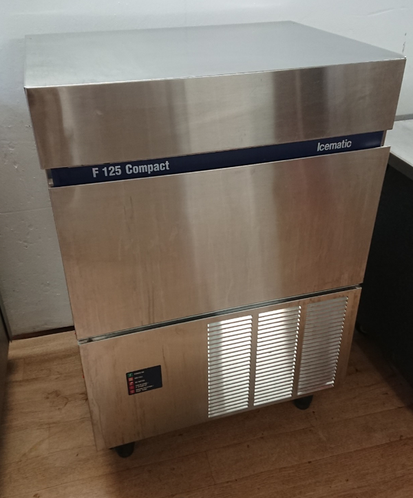 Stainless steel ice maker for sale