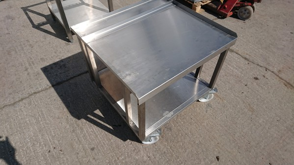 Griddle stand for sale