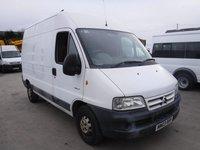 Used citroen van for sale