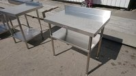 Simply stainless table