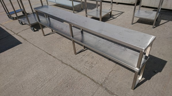 Gantry shelves for sale