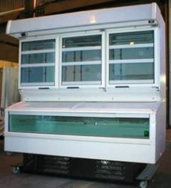 Shop display freezer for sale