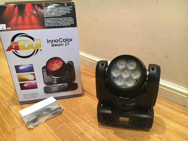 Moving head wash lights for sale