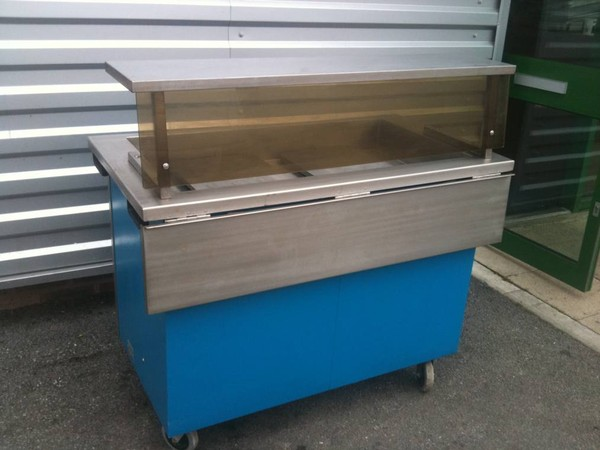 Buy Used Moffat Refrigerated Display Counter