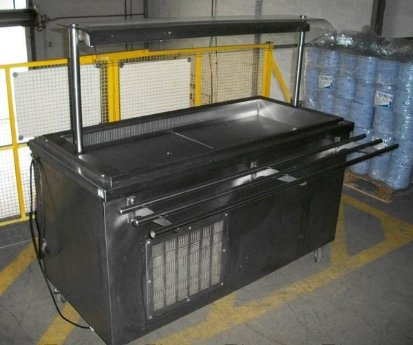 Refrigerated Cold Display Unit