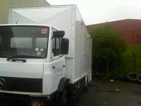 Zodiac Mobile Catering Truck