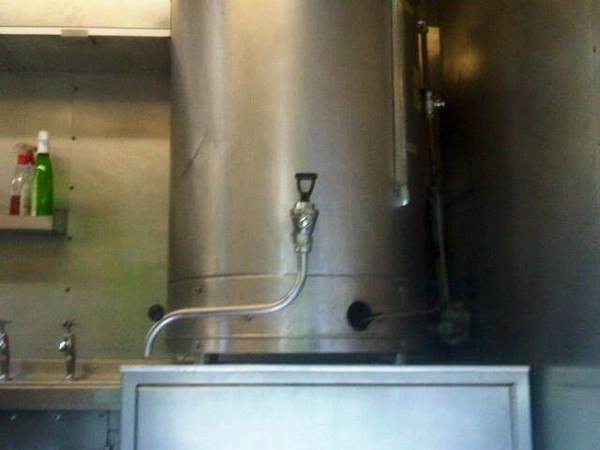 Used Zodiac Mobile Catering Truck for sale