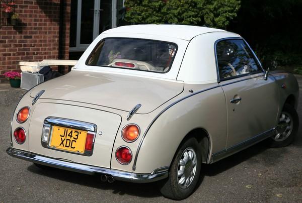 Nissan Figaro 1950/60