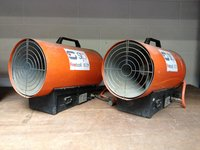 2x Fireball Calor Gas Heaters - East Sussex