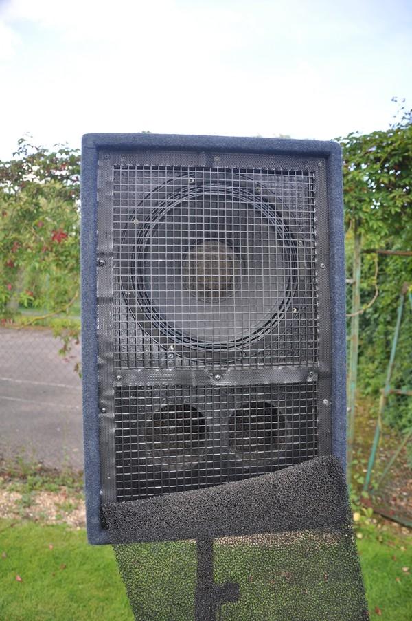 Opus PSD400 speakers