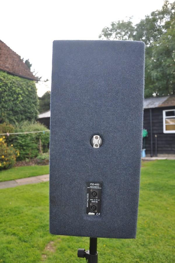 Pair Opus PSD400 Dual Concentric Speakers