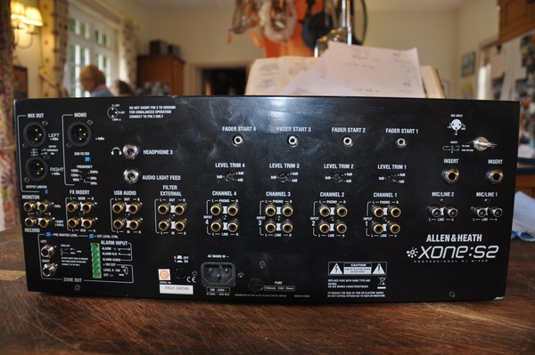 Used Allen & Heath Xone S2 (4U DJ Mixer) for sale