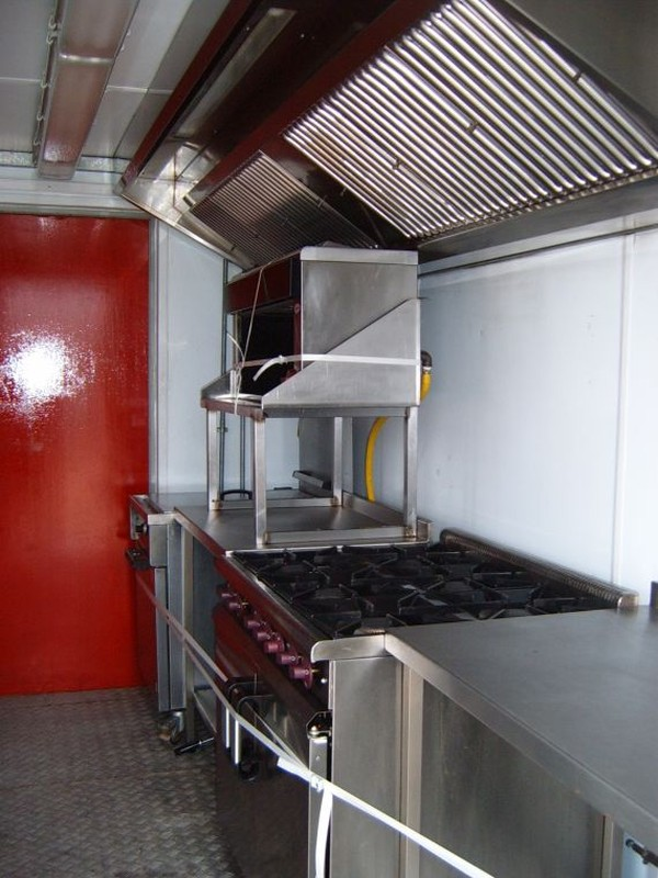 Buy Used Portable Kitchen Unit High Output 200 Meals a Day