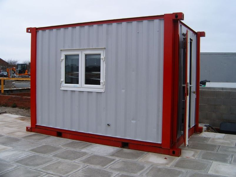 Secondhand portable buildings mobile kitchen units for Small kitchen units for sale