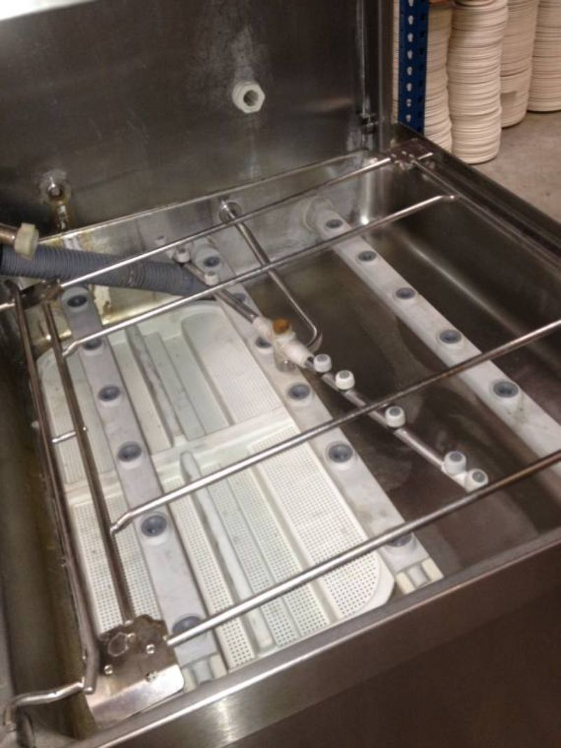 Table Top Dishwasher London : ... Equipment Sinks and Dishwashers Winterhalter Dishwasher - London