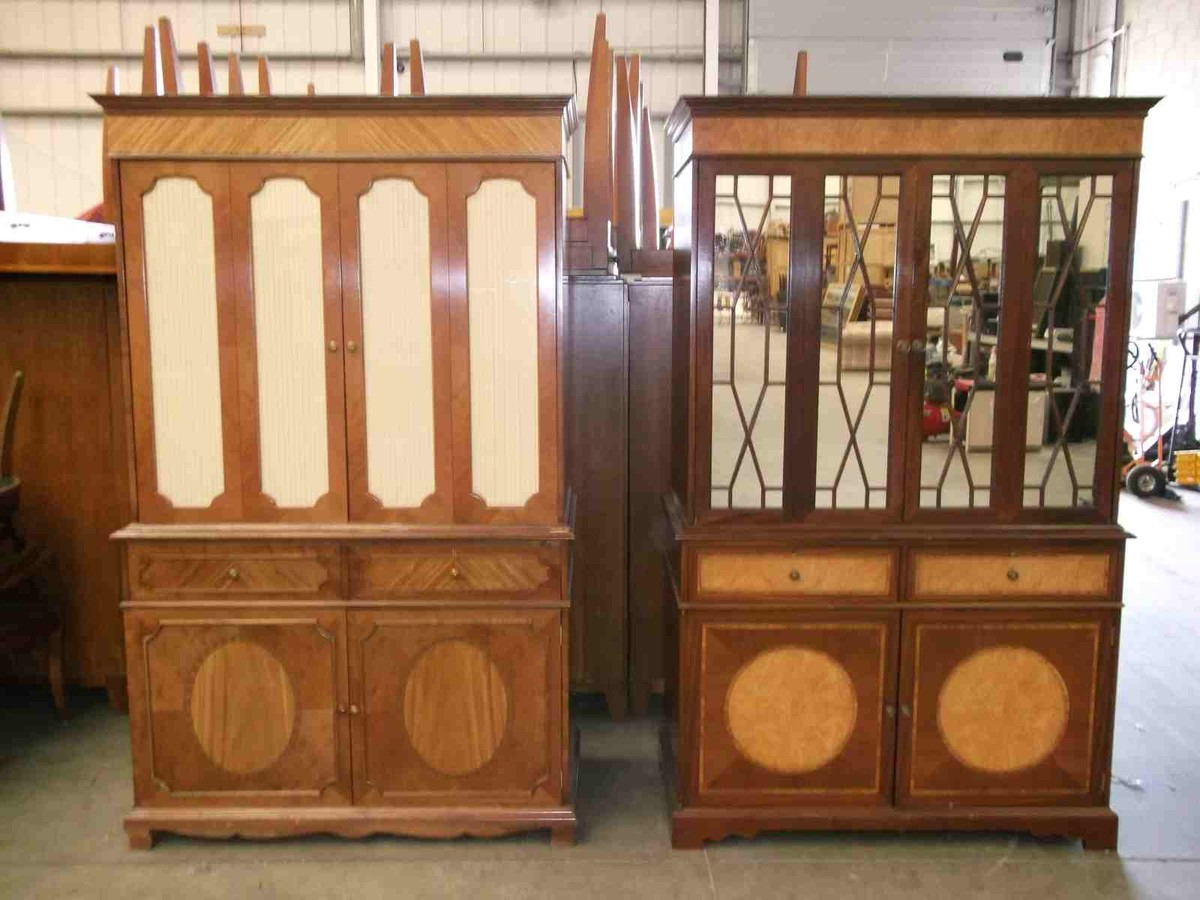 Secondhand vintage and reclaimed wardrobes armoire for Bedroom cabinets for sale