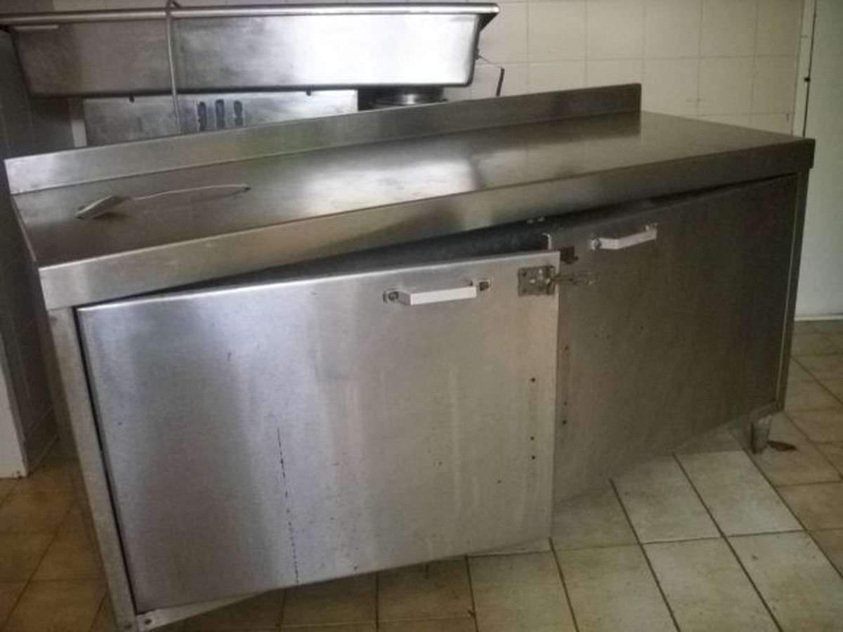 Second Hand Stainless Steel Kitchen Units - hungrylikekevin.com