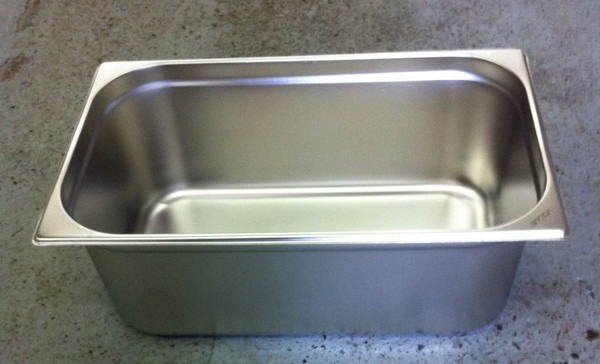 Buy Used Job Lot Gastronorm Containers